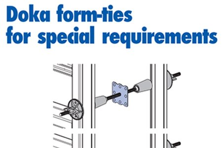 Doka Form-ties