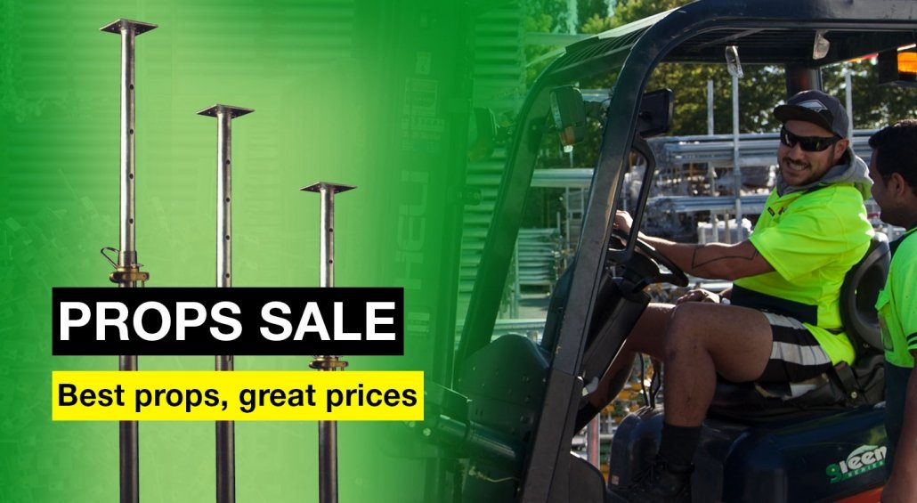 Acrow Props Sale